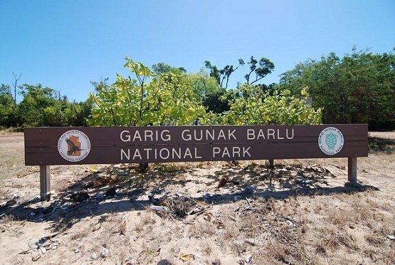 Garig Gunak Barlu National Park